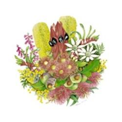 Wildflower Bouquet 45mm (12)