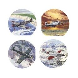 ACE FIGHTERS (SET OF 4)11068-75