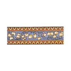 ** SALE 50% OFF BLUE LADY 15X5CM BORDER