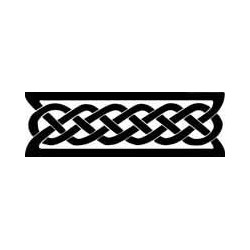 ** SALE 50% OFF Celtic Knot 25mm (4)