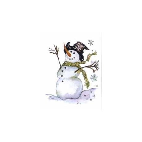 HAPPY SNOWMAN 150mm