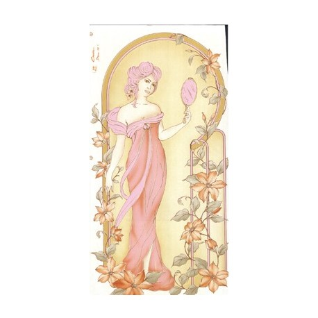 KIMBERLEY - PANEL PEACH