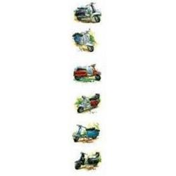 Lambrettas 50mm set of 6