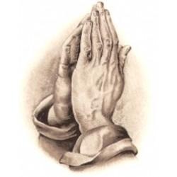 Praying Hands 20mm(12)