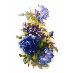 SANDO ROSE BLUE 150mm(3)
