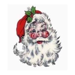 Santa Claus 25 x 22mm (12)