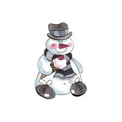 Snowman 75mm (6)