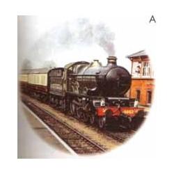 Trains 190mm
