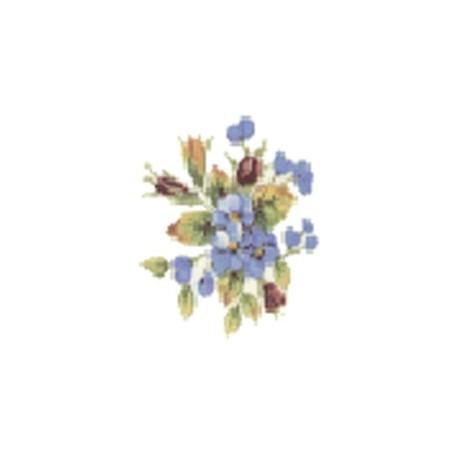 TRANQUILITY 22MM (78) FLOWER 2.TQK PINK