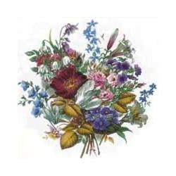 Victorian Bouquet 75mm (15)