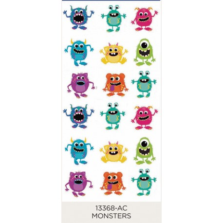 Monsters 28mm set of 9 (18)