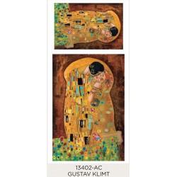Gustav Klimt - The Kiss 54x81mm & 85x126mm (2)