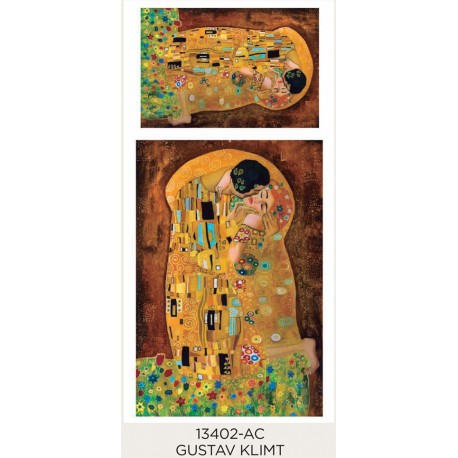 Gustav Klimt - The Kiss 54x81mm & 85x126mm (2)