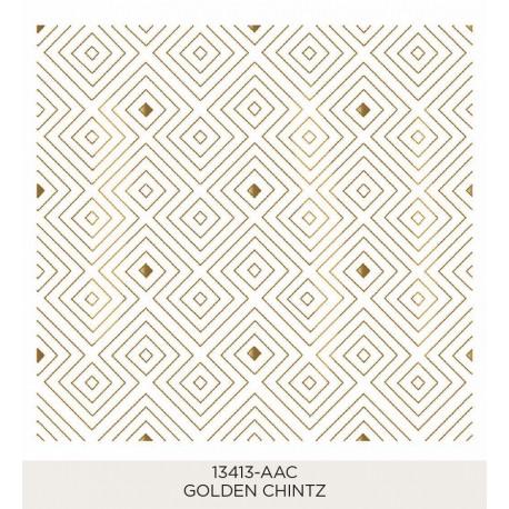 Golden Chintz 185x185mm