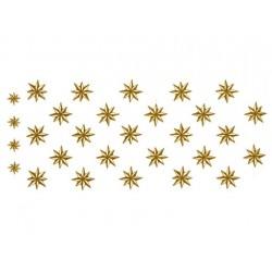 Gold Stars Mugwrap A