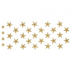 Gold Stars Mugwrap B