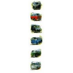 Kombi Vans 90mm set of 6