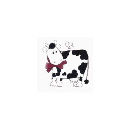 COWS 36 X 34 MM (24)