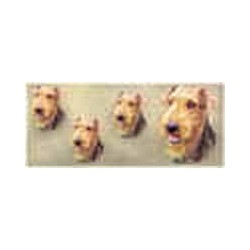 Dog Mugwrap Airedale Terrier
